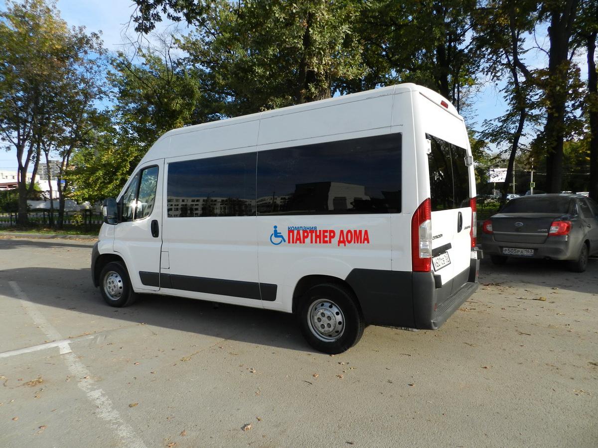 Перевозка лежачих больных и инвалидов в Тольятти